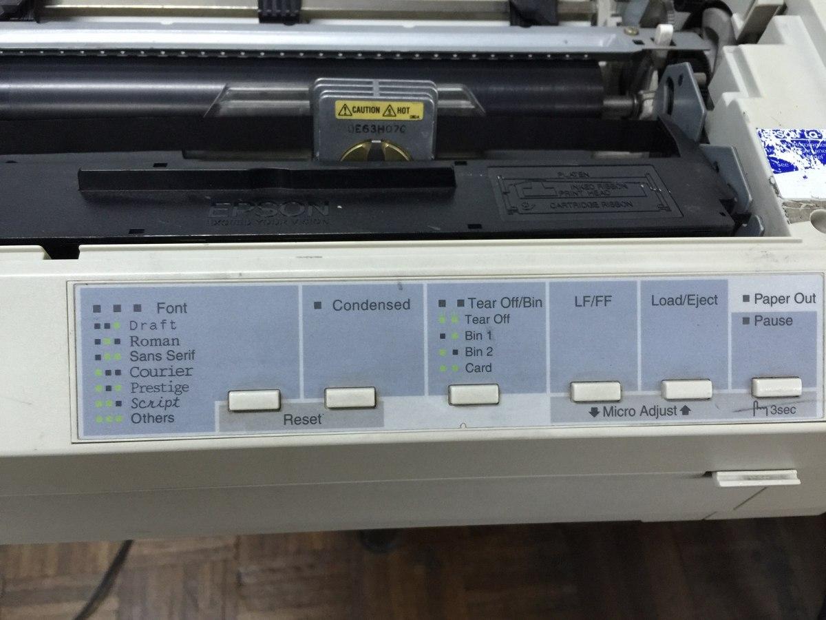 EPSON LQ-570E DRIVERS DOWNLOAD