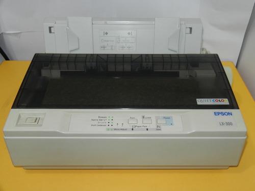 impresora epson lx-300