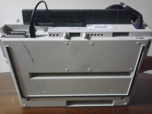 impresora epson lx-300 de cinta