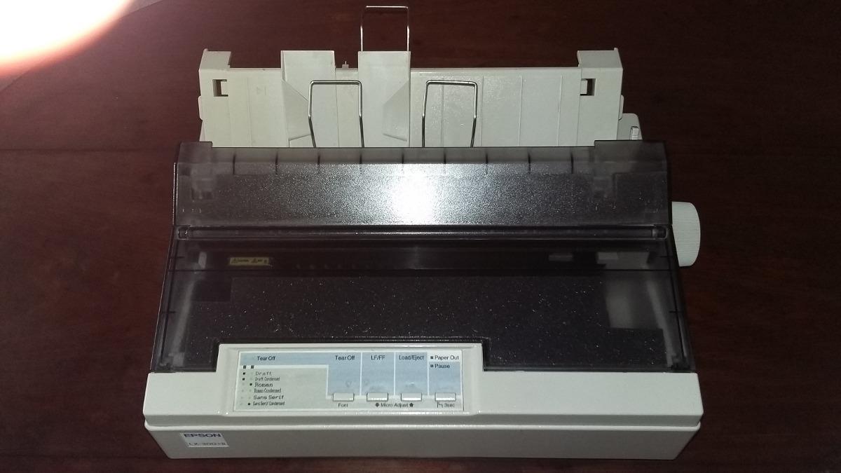 Impresora Epson Lx 300 Ii 2 350 00 En Mercado Libre