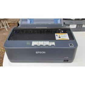 Impresora Epson Lx Series Lx-350 110v/220v Gris