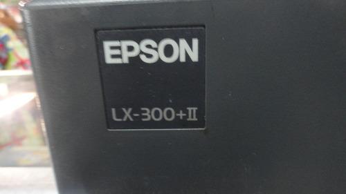 impresora epson lx300+ll usb un año garantia
