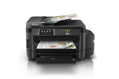 impresora epson multifuncional ecotank l1455 wifi usb