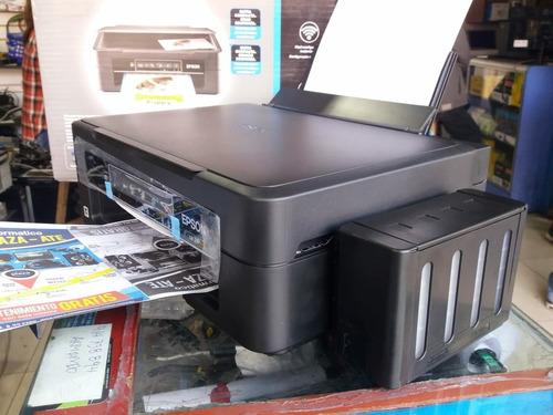 impresora epson multifuncional-sistema continuo-wifi - xp241