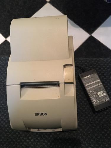 impresora epson para tikets