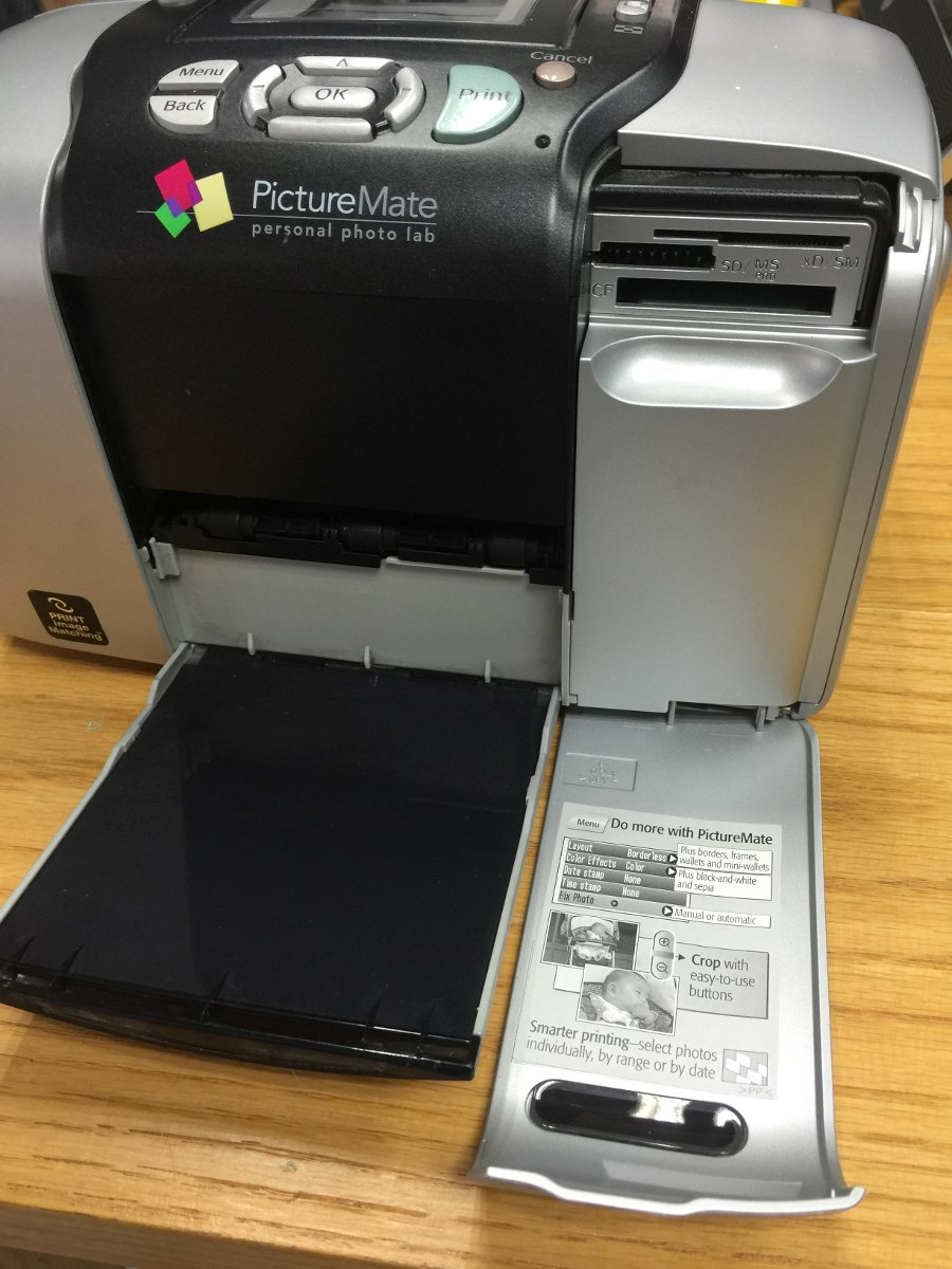 EPSON PictureMate 500 Driver Download