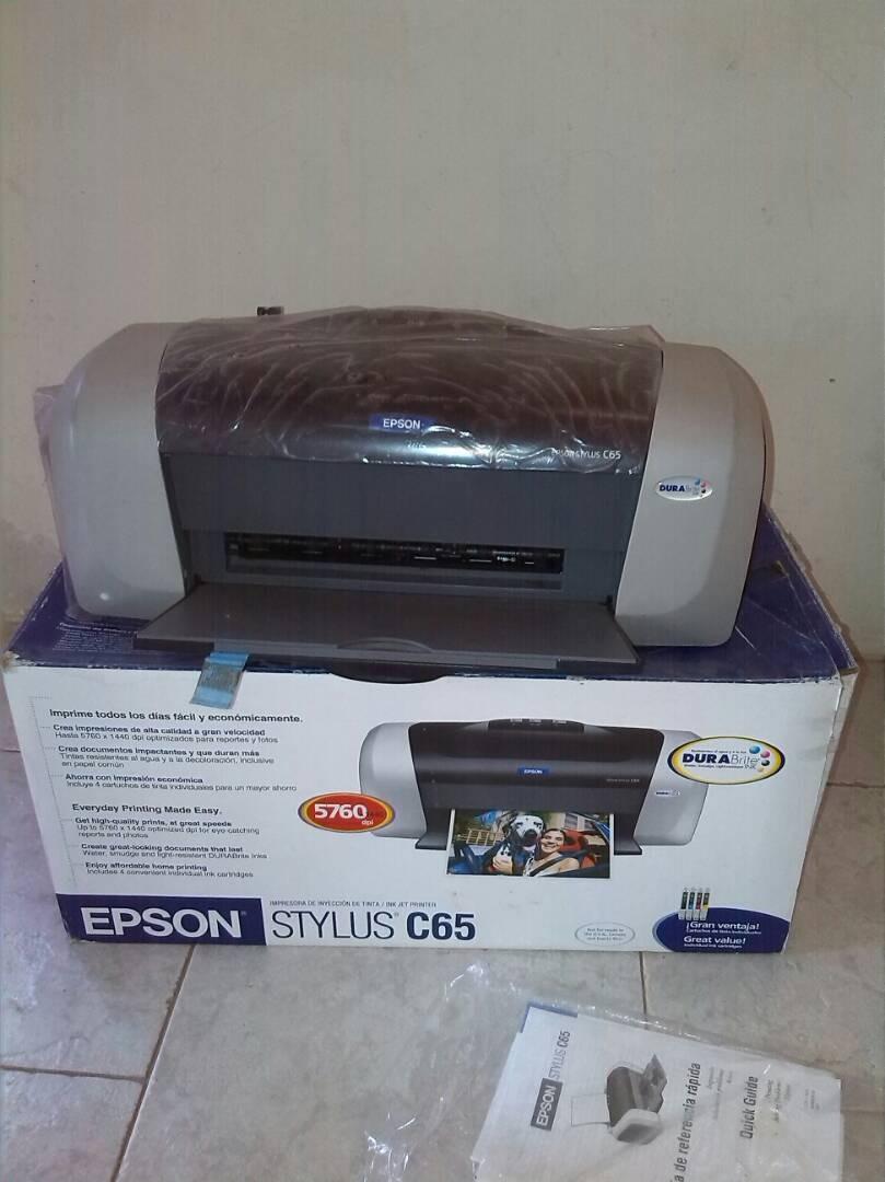 impresora epson stylus c65 inyectores tapados bs 9 84 en mercado rh articulo mercadolibre com ve Epson Argentina Epson Argentina