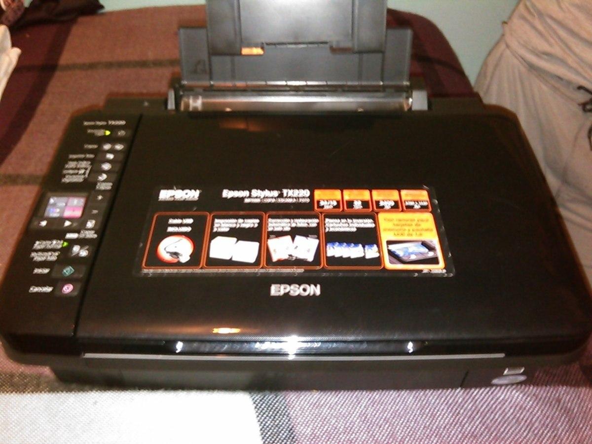 EPSON STYLUS TX220 DRIVERS WINDOWS 7