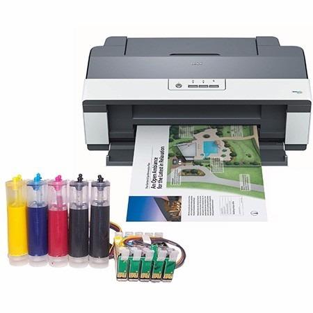 impresora epson t1110 a3 para transfer tinta unlimited ink