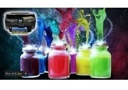 impresora epson t1110 sistema continuo tintas de sublimacion