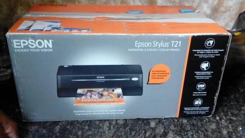impresora epson t21