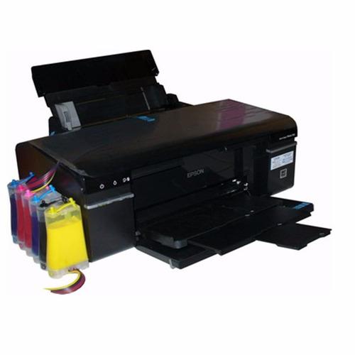 impresora epson t50 con sistema continuo
