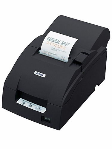 impresora epson tm-u220a ethernet aut icb technologies