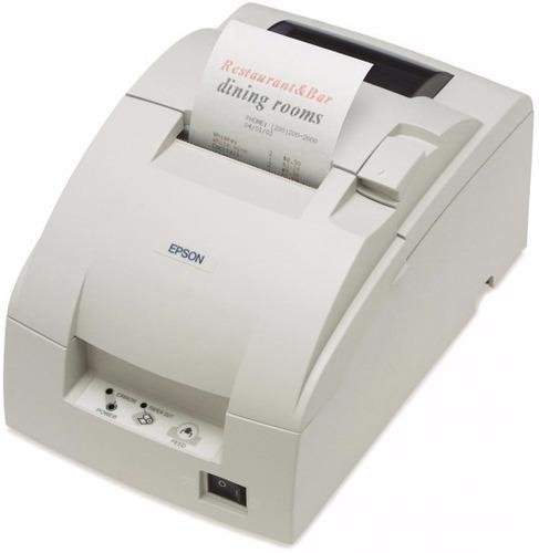 impresora epson tm-u220d-613 sin interface