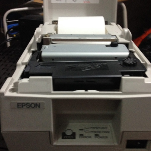 impresora epson tmu220p
