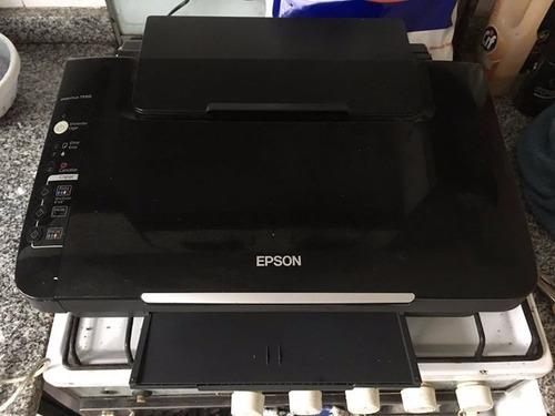 impresora epson tx105 (para repuesto o reparar)