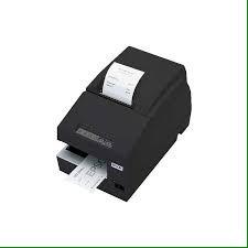 impresora epson validadora tm u675p puerto paralelo cheques