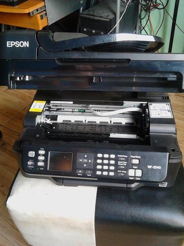impresora epson wf 2540