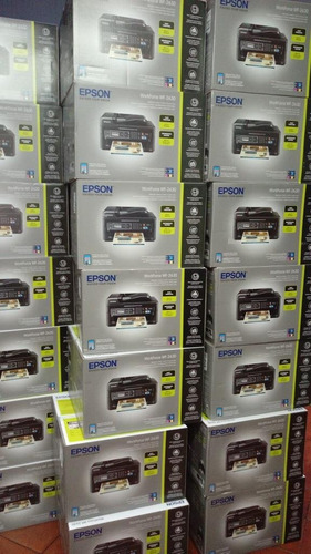 impresora epson wf 2630 /l565 tipo original sin chip reset