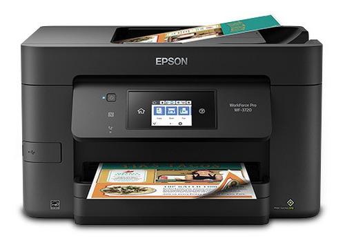 impresora epson wf 3720 mejor q l3150 l4160 wifi lan duplex