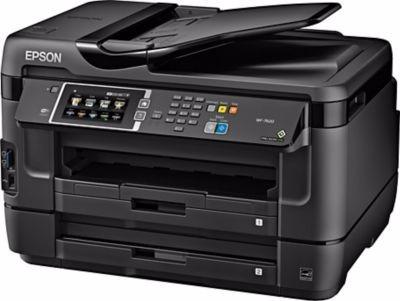 impresora epson wf 7620 original de fabrica