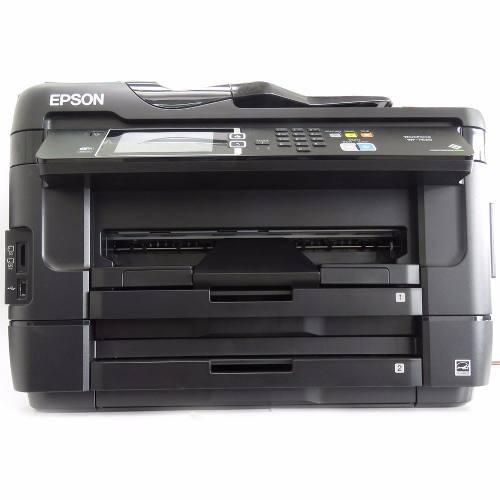 impresora epson wf 7620 + sistema de tinta propalcote