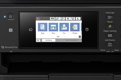 impresora epson wf 7720 tabloide a3 oficio wifi duplex