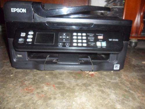 impresora epson wf2540 para reparar