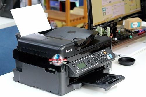 impresora epson wf2750 serie et4550 - sistema tinta
