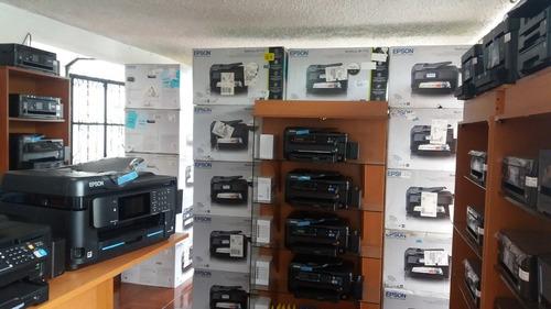 impresora epson wf2860-w2750 con wifi-duplex-mejor q  l3150
