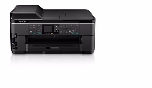 impresora epson wf7510 doble carta con cartuchos rellenables