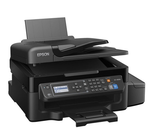 impresora epson workforce 4500 wifi multifuncional ecotank