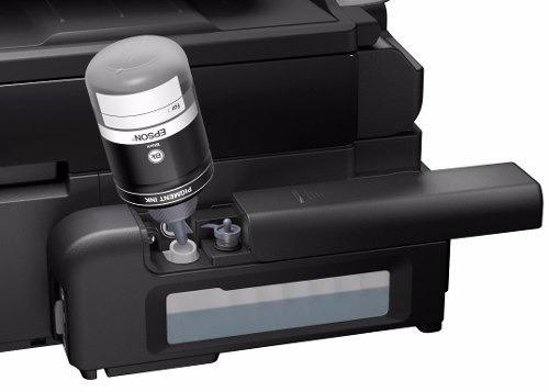impresora epson workforce m205 multifuncion sistema continuo