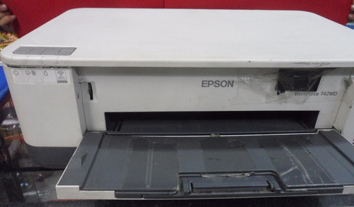 impresora epson workforce t42wd