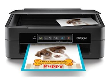 impresora epson xp 241 con sistema de tinta nueva