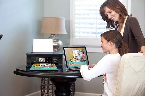 impresora epson xp440 táctil wifi mejor q l445 multifunción