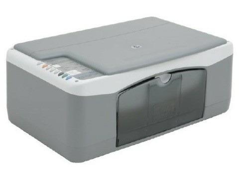 impresora escaner multifuncional hp1410