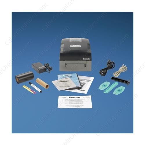 impresora escritorio transferencia termica panduit tdp43me