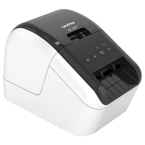 impresora etiquetadora brother ql800 etiquetas codigo barras
