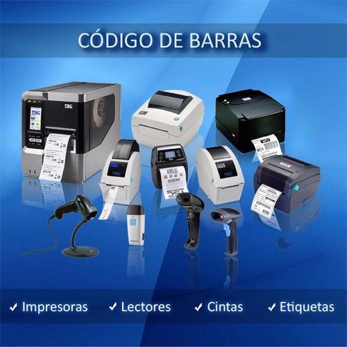 impresora etiquetas, codigo de barras, tsc tdp225, zebra