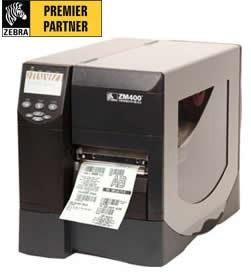 Impresora Etiquetas Codigo De Barras Zebra Zm400