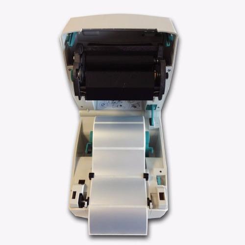 impresora etiquetas zebra tlp2844 zebra gc420 + 3 ribbons