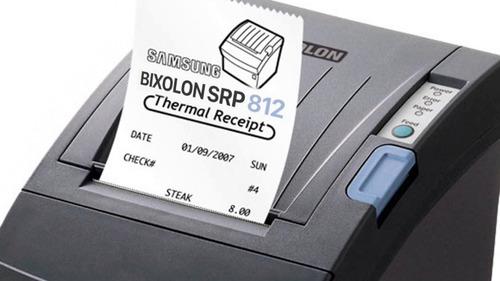 impresora fiscal bixolon samsung srp 812 termica homologada