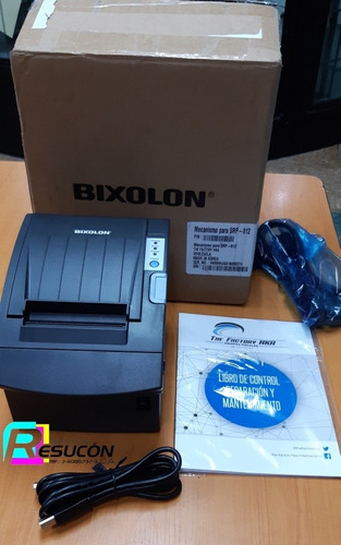impresora fiscal bixolon srp-812 con dispositivo integrado
