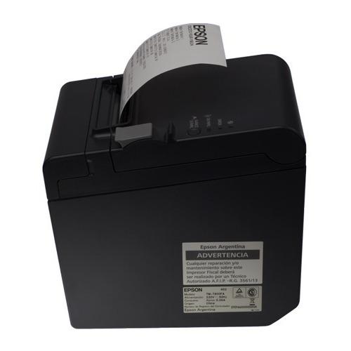 impresora fiscal epson tm-t900 fa nueva generacion