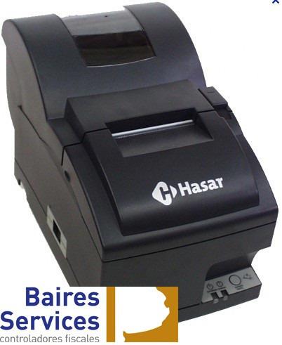 impresora fiscal hasar smh/p 441 f (inicialización incluida)