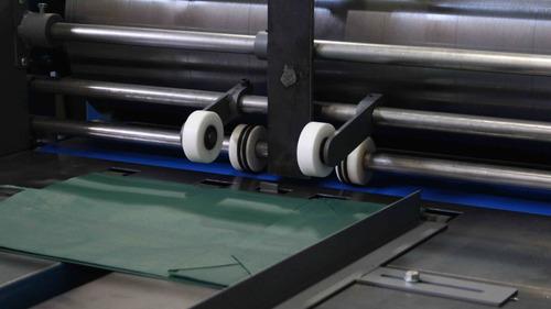 impresora flexo.bolsas, cajas, plástico, madera, etc.