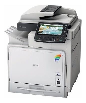 impresora fotocopiadora color ricoh mpc300