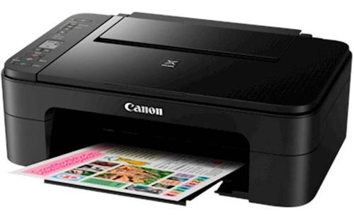 impresora fotocopiadora escaner canon nueva + cartuchos wifi