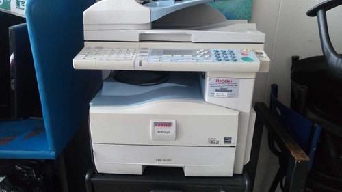impresora-fotocopiadora ricoh aficio mp201.